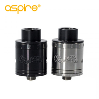 Aspire Quad Flex Power Pack Kit Vaped As RDA Tank For Aspire Atomizer Squonker 3 In