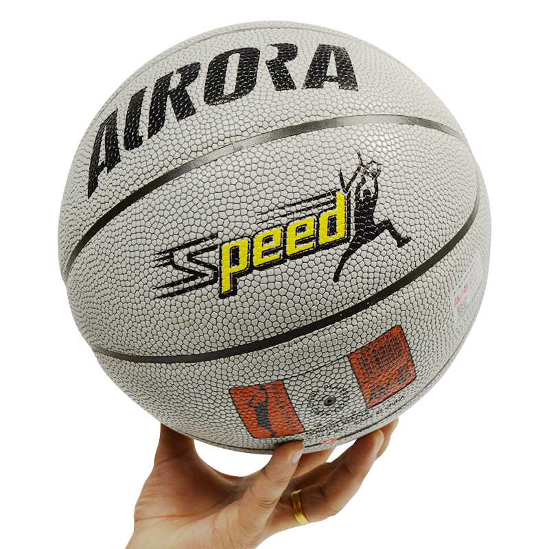 FURRA Professional Standard Basketball Abrasion-Resistant PU Skin Durable Butyl Tube Basketball for Adult Match Trainning SPEED (1)