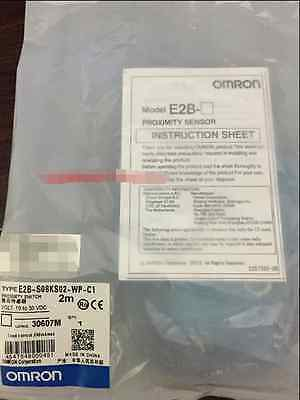 DHL/EMS 5*NEW for OM-RON proximity switch E2B-S08KS02-WZ-C1 -D1 dhl ems 5 sets new for om ron proximity switch e2a m18ks08 wp c1