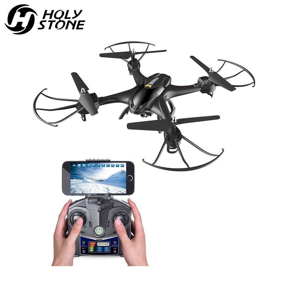 EU USA Stock Holy Stone HS200 Drone Wifi FPV Video 720P Camera HD RC Drone