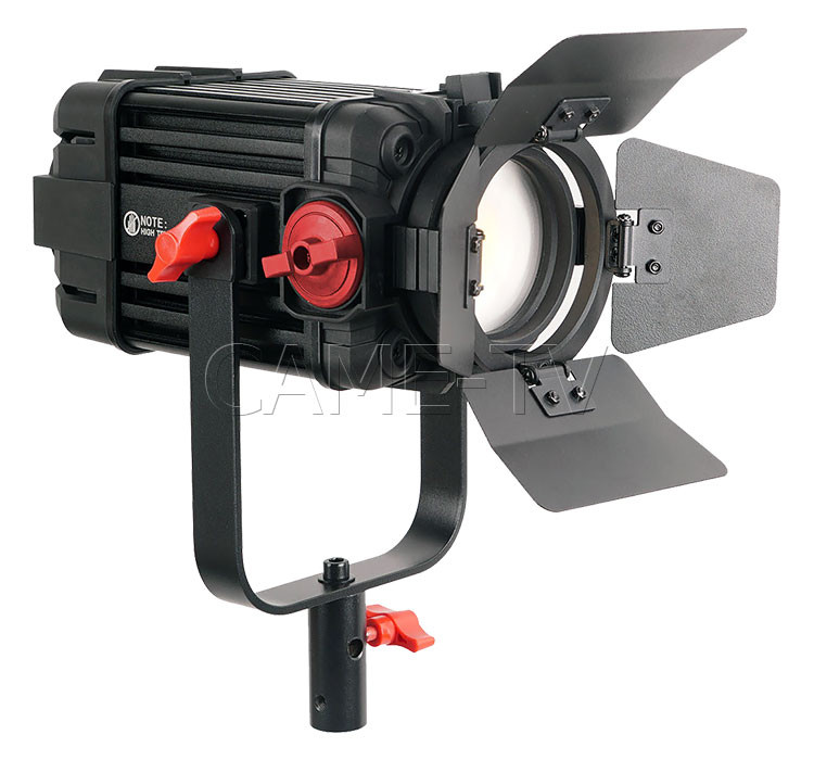 Image 2 - 2 Pcs CAME TV Boltzen 100w Fresnel Focusable LED Daylight Kit-in Photo Studio Accessories from Consumer Electronics