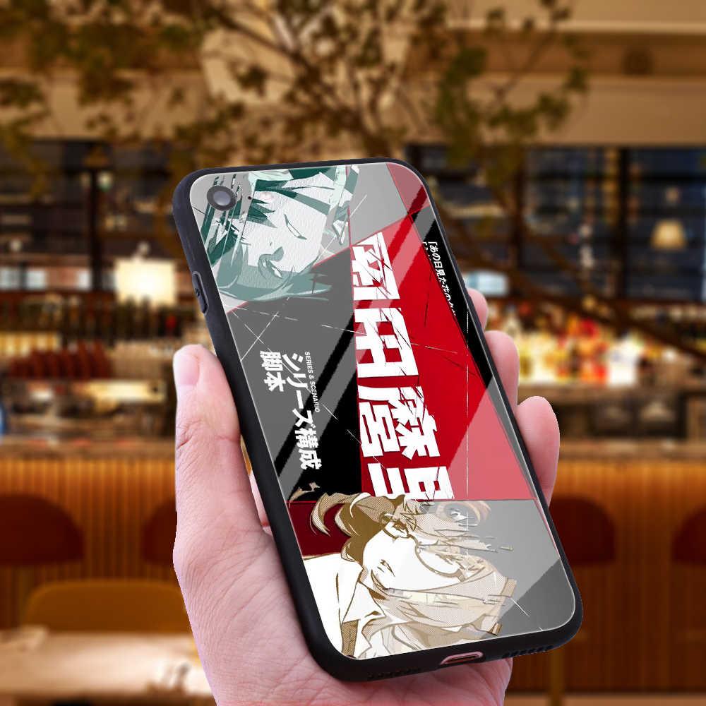 WEBBEDEPP Kiznaiver Sonozaki Noriko Tempered Glass Phone Case for ...