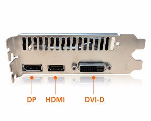 Image 3 - Видеокарта PCI E GDDR5, видеокарта Placa de для Nvidia GTX GTX1050TI 4 ГБ/4096 Мб