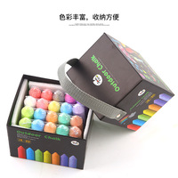 20 Pcs/Lot Safe Dustless Marker Tizas Chalks Drawing Chalk For School Education High Quality Stationary Office Supplies