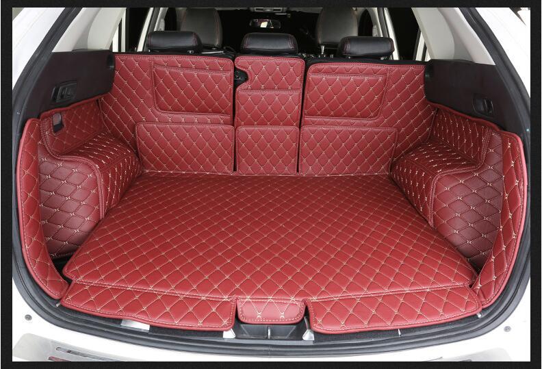 Full Rear Trunk Tray Liner Cargo Mat Floor Protector foot pad mats for 13-16 MAZDA CX-5 CX5 2013 2014 2015 2016 (6colors)Full Rear Trunk Tray Liner Cargo Mat Floor Protector foot pad mats for 13-16 MAZDA CX-5 CX5 2013 2014 2015 2016 (6colors)