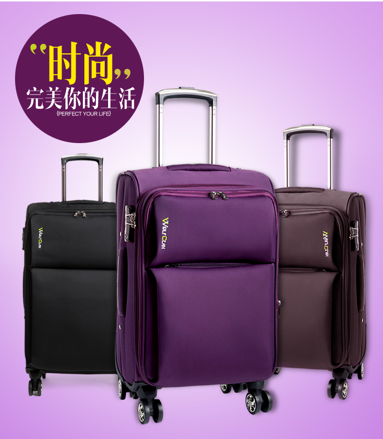 f9f678f6d Business Luggage 25 Inch Hi Tech Aluminum Carry On Spinner Upright With Tsa  Locks-in Carry-Ons from Luggage & Bags on Aliexpress.com | Alibaba Group