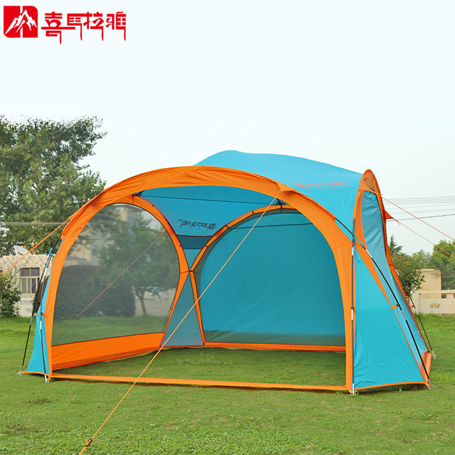 HIMALAYA Canopy Sandy Tent Awning with two Wind Walls Multiplayer Anti UV Breathable Windproof Outdoor for & HIMALAYA Canopy Sandy Tent Awning with two Wind Walls Multiplayer ...