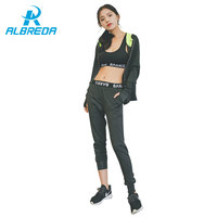 Autumn And Winter Yoga Sets Fitness Workout Clothes For Women Training Exercising Sportswear Sports Suit