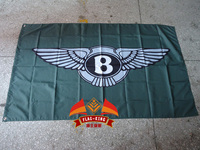 B 100 Polyesterfree Shipping Flag For Car B Banner 90X150CM Size