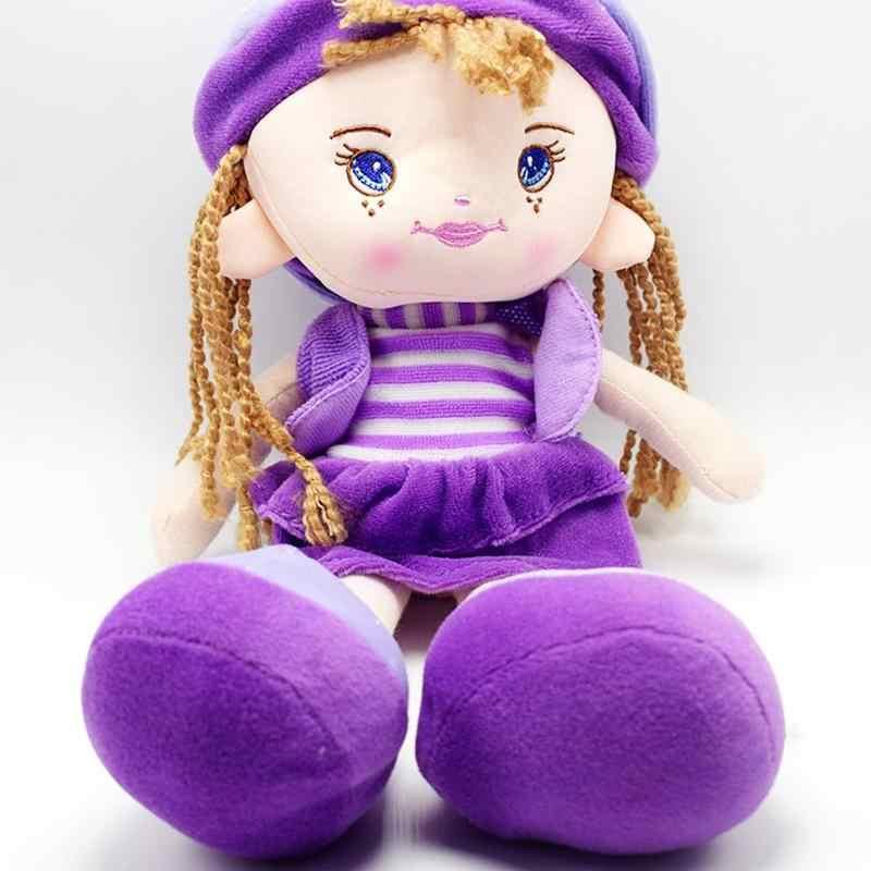 2018 милая кукла, игрушка в пасторальном Идиллическом стиле, кукла, креативный прекрасный узор, для маленьких девочек, играющие аксессуары, Детская плюшевая кукольная игрушка