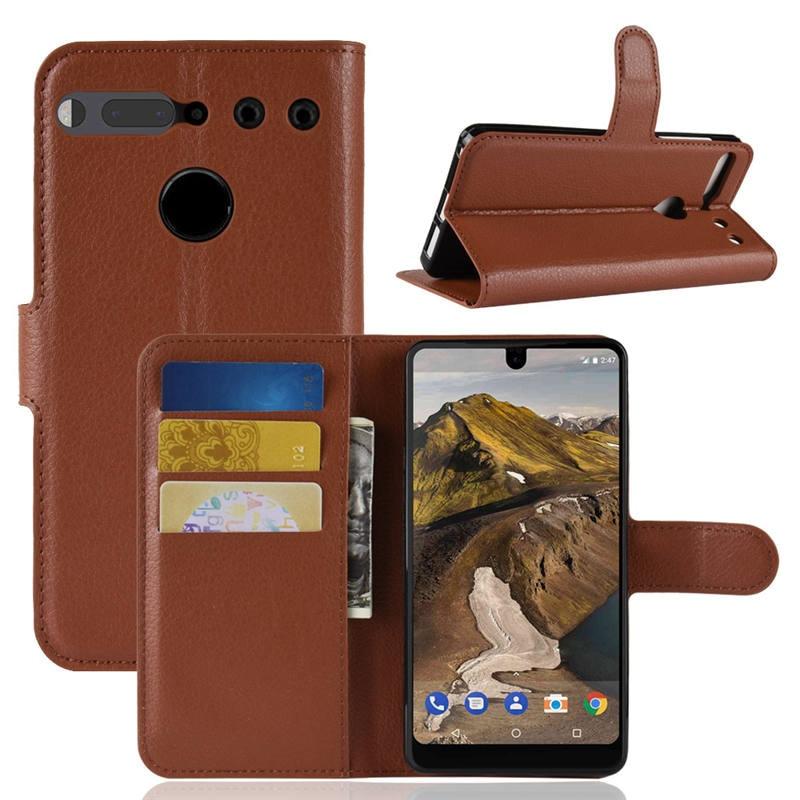 For Essential Phone Ph-1 Case Essential Phone Ph-1 Case PU Leather Back Cover Phone Case For Essential Phone Ph-1 Ph1 Case Flip(China)
