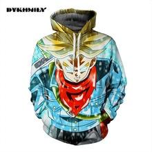 Dragon Ball Z 3d Pullovers Sportswear Sweatshirts Hoodie