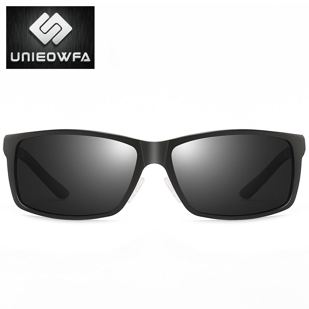 Unieowfa Männer Eyewera Sport Optische Polarisierte Sonnenbrille Magnesium Männlich C1a Aluminium Rezept Myopie c1b rwrStx8q