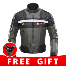 DUHAN Motorcycle Jacket Motorbike Riding Jacket Windproof Motorcycle Full Body Protective Gear Armor Autumn Winter Moto Clothing lyschy motorcycle jacket motorbike riding jacket pant waterproof motorcycle full body protective gear armor winter moto clothing