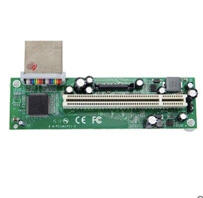 Pcie express para placa riser slot PCI