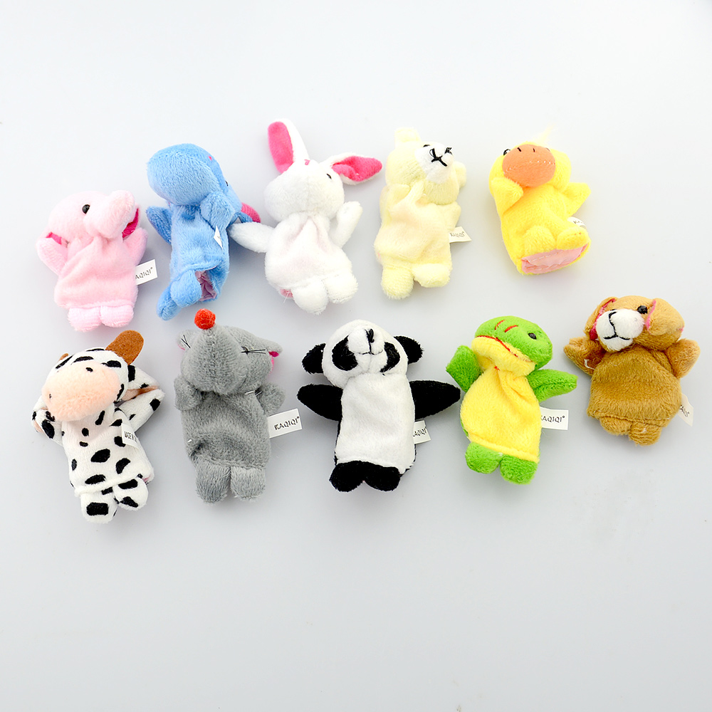 10PcsLot-Cute-Animal-Hand-Puppets-Baby-Plush-Toy-Finger-Puppet-Tell-Story-Props-Child-DollsStuffed-Toys-For-Christmas-Gift-5