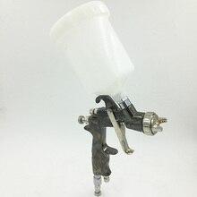 SAT0083 горячая Распродажа пульверизаторы для покраски автомобилей краски чашки пневматический компрессор инструменты lvlp