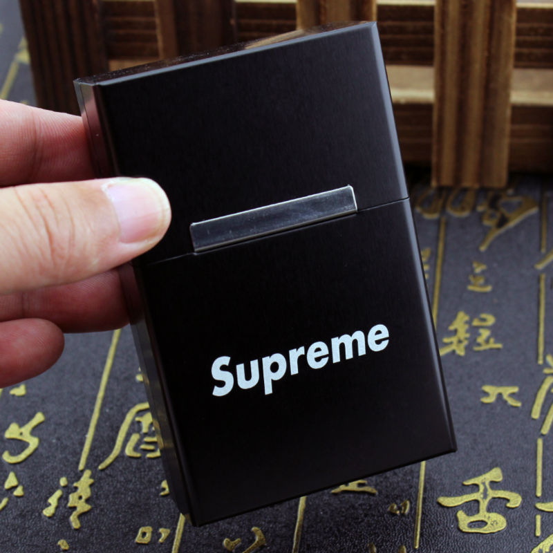 Metal Related Products Of Supreme Street Fashion LOGO s