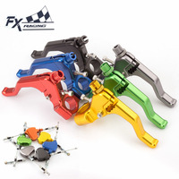 FXCNC 7 8 22mm Motorcycle Stunt Clutch Lever Pull Cable System For Kawasaki Z1000SX Z800 ZX6R