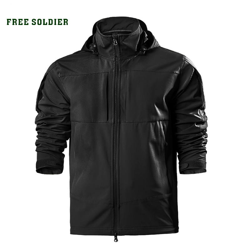 Tactical-Jackets Free-Soldier Camping Lining Jacket/coat Water-Instant Hiking Outdoor