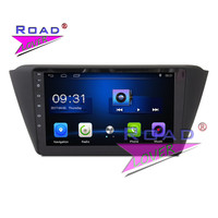 TOPNAVI Android 6 0 1G 16GB Quad Core 8 Car Head Unit GPS Navi For Skoda