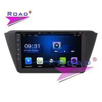 TOPNAVI Android 6 0 1G 16GB Quad Core 8 Car Head Unit GPS Navi For Skoda