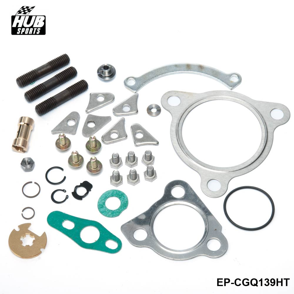KKK K03 K04 for Volkswagen Beetle Golf GTI Jetta Turbo Rebuild Repair Kit 1.8T Set HU-CGQ139HT