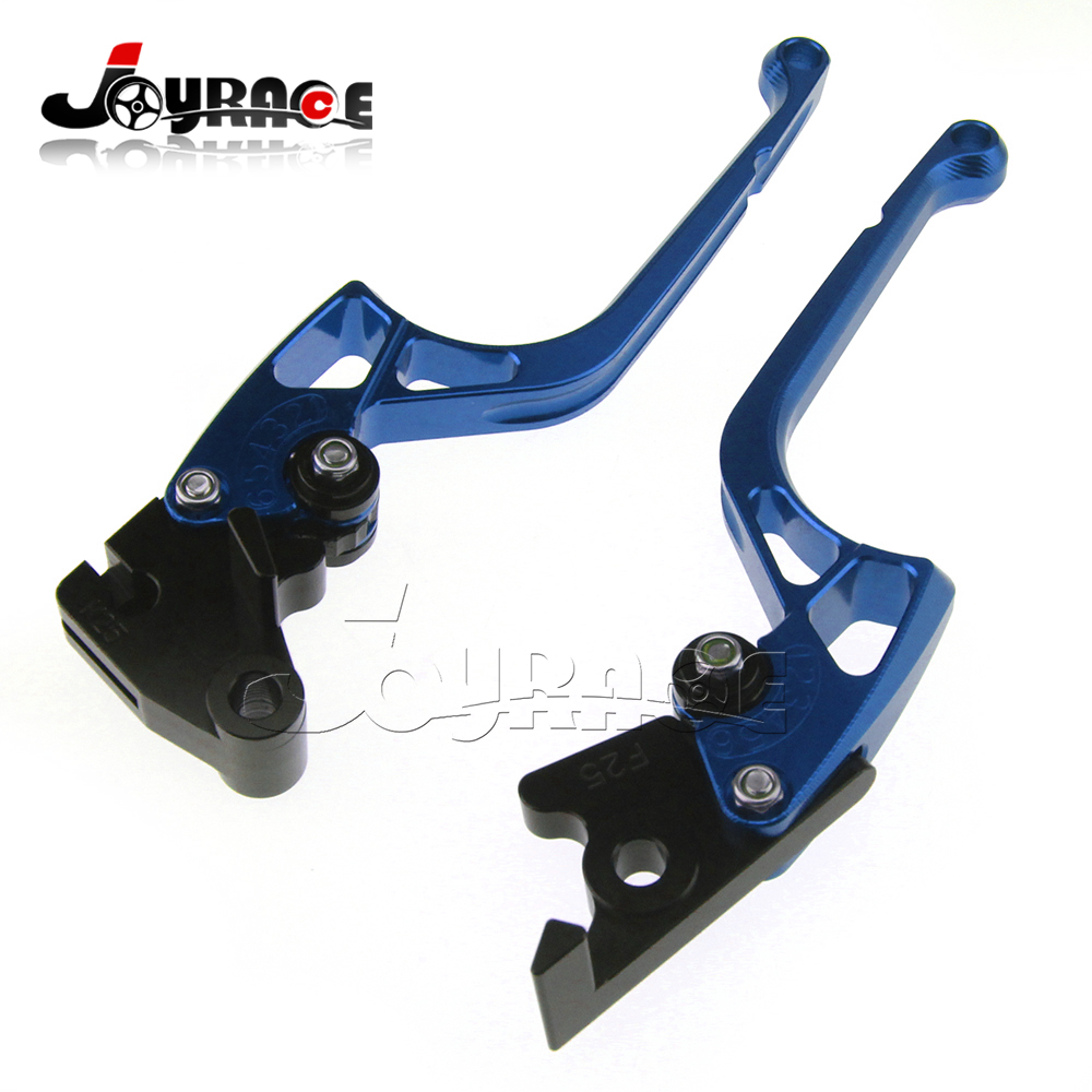 ФОТО Labor-Saving CNC Motorcycle Adjustable Clutch Lever For Yamaha WR 125X 2011-2015 Brake Clutch Levers