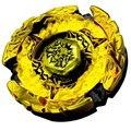 Beyblade METAL FUSION 4D establece BEYBLADE METAL FUSION oro infierno HADES KERBECS BD145DS lanzador lanzador + chicos regalo de los niños juguetes BB99 S56