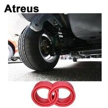 Atreus 2 шт. Автомобильный Универсальный бампер амортизатор резиновая пружина для BMW e46 e39 e36 Audi a4 b6 a3 a6 c5 Renault duster Lada granta