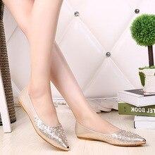 New Arrival 2016 Spring Rivet Rhinestone Flats For Women Fashion Rivet Shoes Fashion Women's Flats Office Shoes fashion shoes