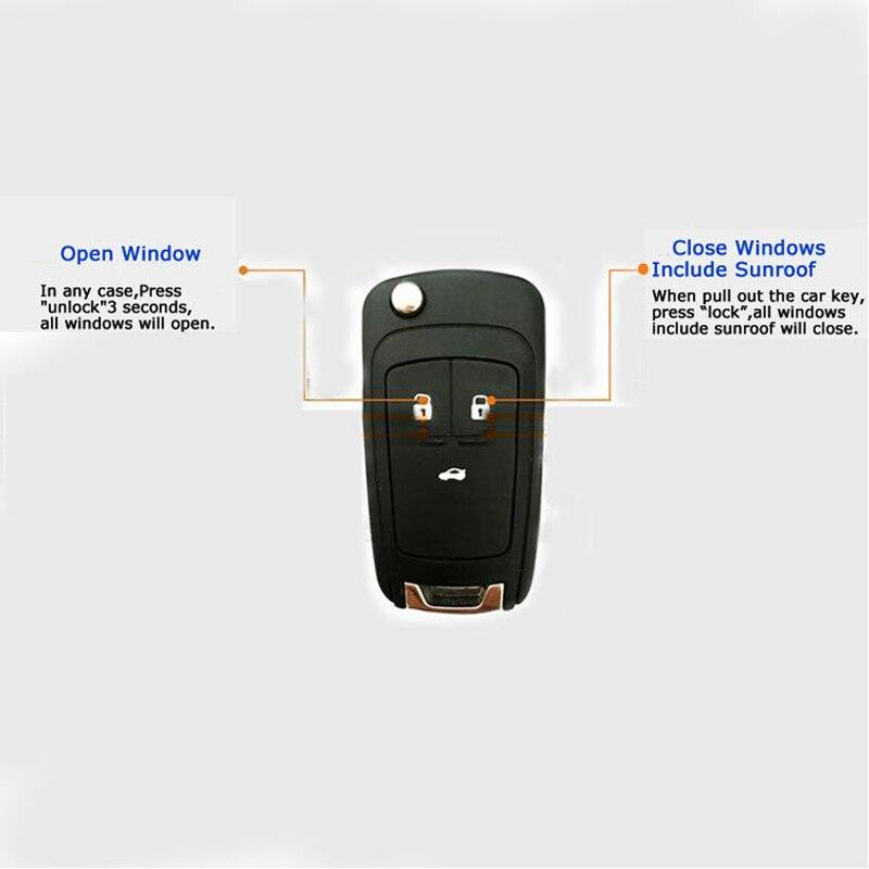 Image 5 - OBD для Chevrolet Cruze 2009 2010 2011 2012 2013 2014 окно ближе устройства открытия и закрытия модуль Системы для автомобиля для авто-in Наклейки на автомобиль from Автомобили и мотоциклы