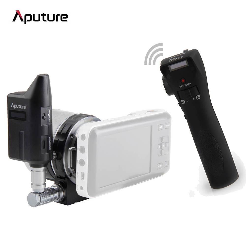 Aputure Pro DEC LensRegain for MFT Camera 0.75x Focus Reducing Telecompressor Optic Reducer Adapter Wireless Focus Controller