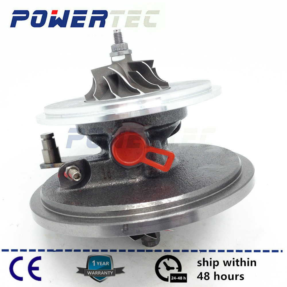 Powertec Turbo Co.,Ltd New GT1646V turbo kit cartridge CHRA for Volkswagen Caddy III Eos Golf V Jetta V Passat B6 2.0 TDI BMM BMP 140HP - 765261-5008S