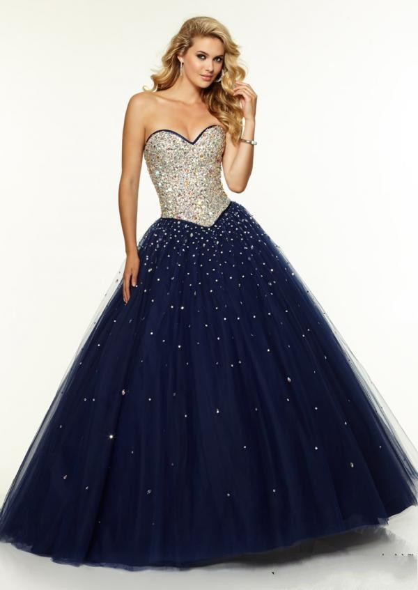 Compare Prices on Navy Blue Quinceanera Dresses- Online Shopping ...