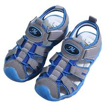 2019 Brand Kids Sandals for Boys Sandals Closed toe Fashion Summer Children Shoes Baby Boy Girls Slippers Sandalias Shoes Size цена в Москве и Питере