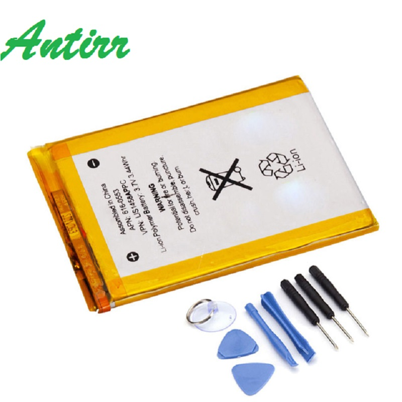 Brand New Internal Replacement Battery For iPod Touch 4th Generation 4 4g + Tool #30(China)