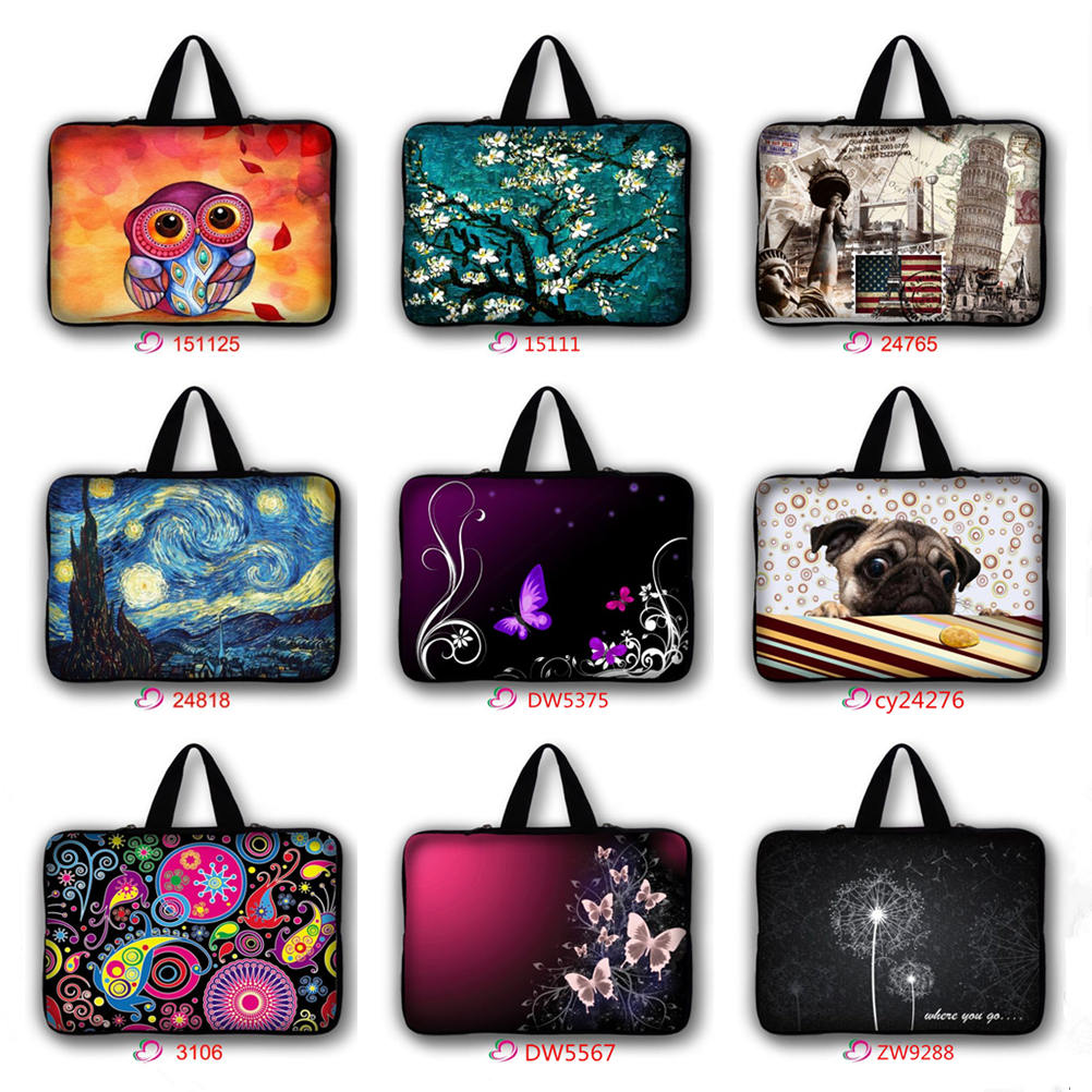 New Notebook Laptop Bag Smart Cover For ipad MacBook Sleeve Case 7.9 9.7 13  13.3  14 15.4  15.6 17.3 17.4 *7