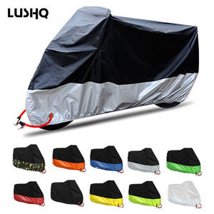 LUSHQ Tent Scooter-Cover-Protector Tarpaulin-Cover Bicycle-Case Cloth Bike Moto Rain