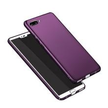 Luxury Hard PC Case For Huawei Honor 10 V10 V Cases Cover Lite View Funda Phone 10i 20i