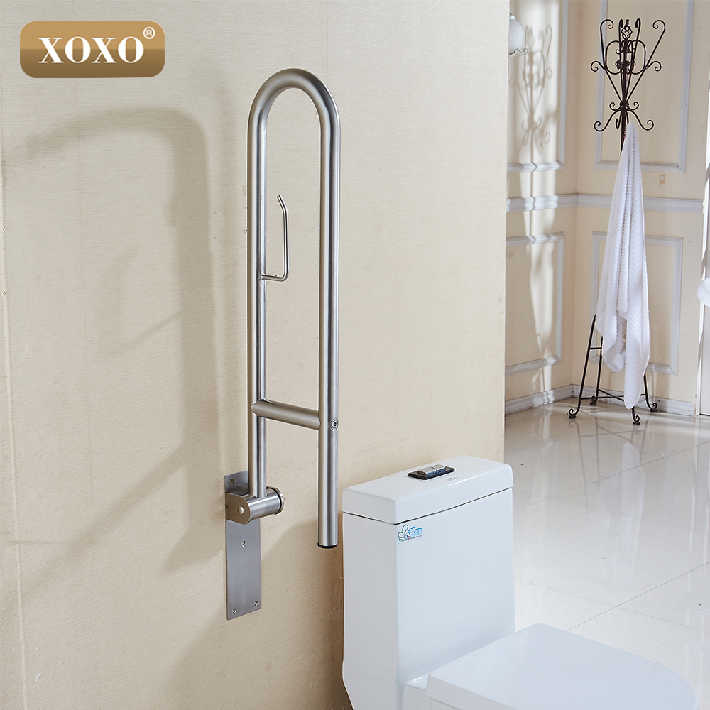 XOXO bathroom safety grab bars handrails 304 stainless steel grab ...