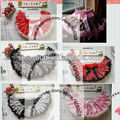 free shipping kids princess dance party fluffy tutu skirt baby girls petti tutu skirt