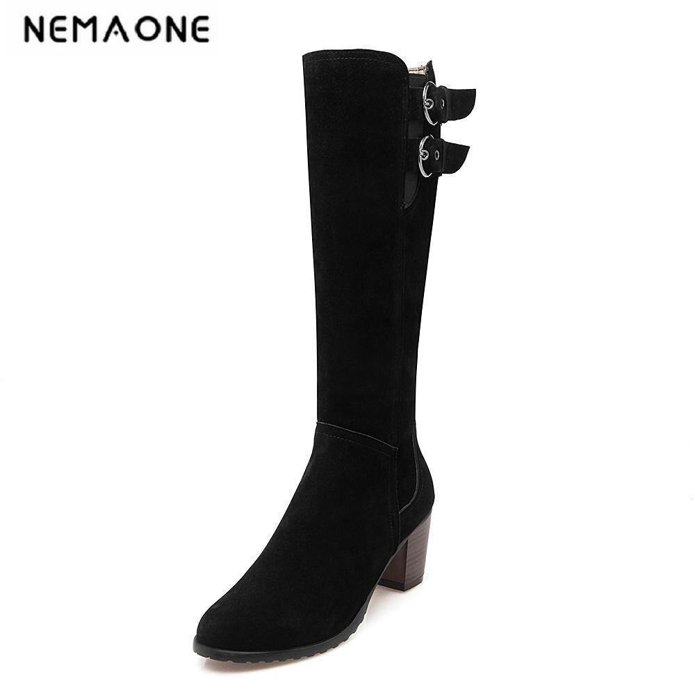 Aliexpress.com : Buy Big Size 34 43 Women New Knee High