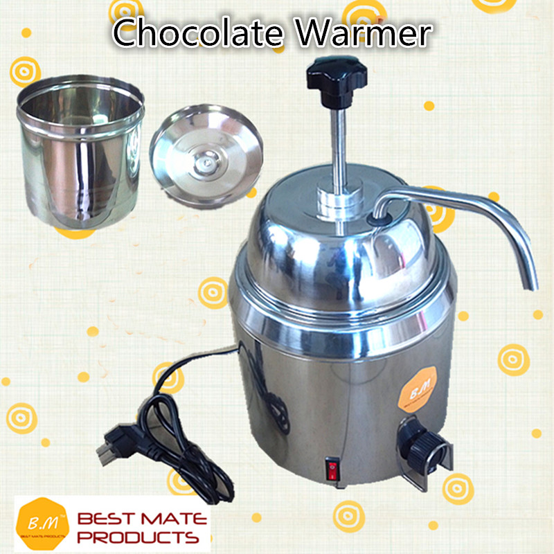 110 V ou 220 V chaud Fudge Nacho fromage chocolat distributeur plus chaud-in Robots culinaires from Appareils ménagers    1