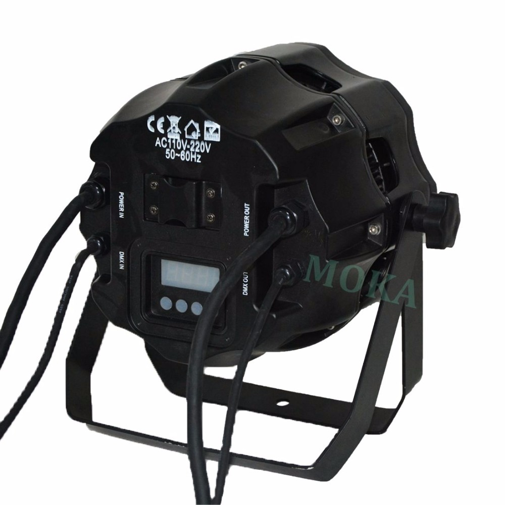 18x15w waterproof led par light 5