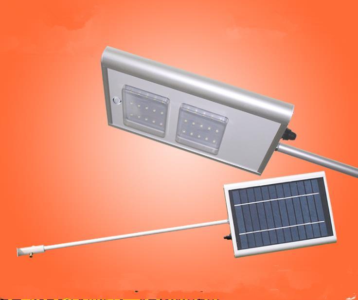 30 led painel movido a energia solar led luz de rua sensor solar iluminação ao ar livre caminho parede lâmpada emergência segurança ponto luz luminaria - 2