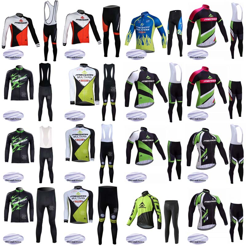 2018 Winter Thermal Cycling Clothing Men Fleece Jersey Bike Bicycle suits Cycling Kit Ropa Ciclismo accept mix size 0801LJP winter thermal fleece bora argon 18 long sleeves cycling jersey 2018 men bike clothing bicycle suits cycling kit ropa ciclismo