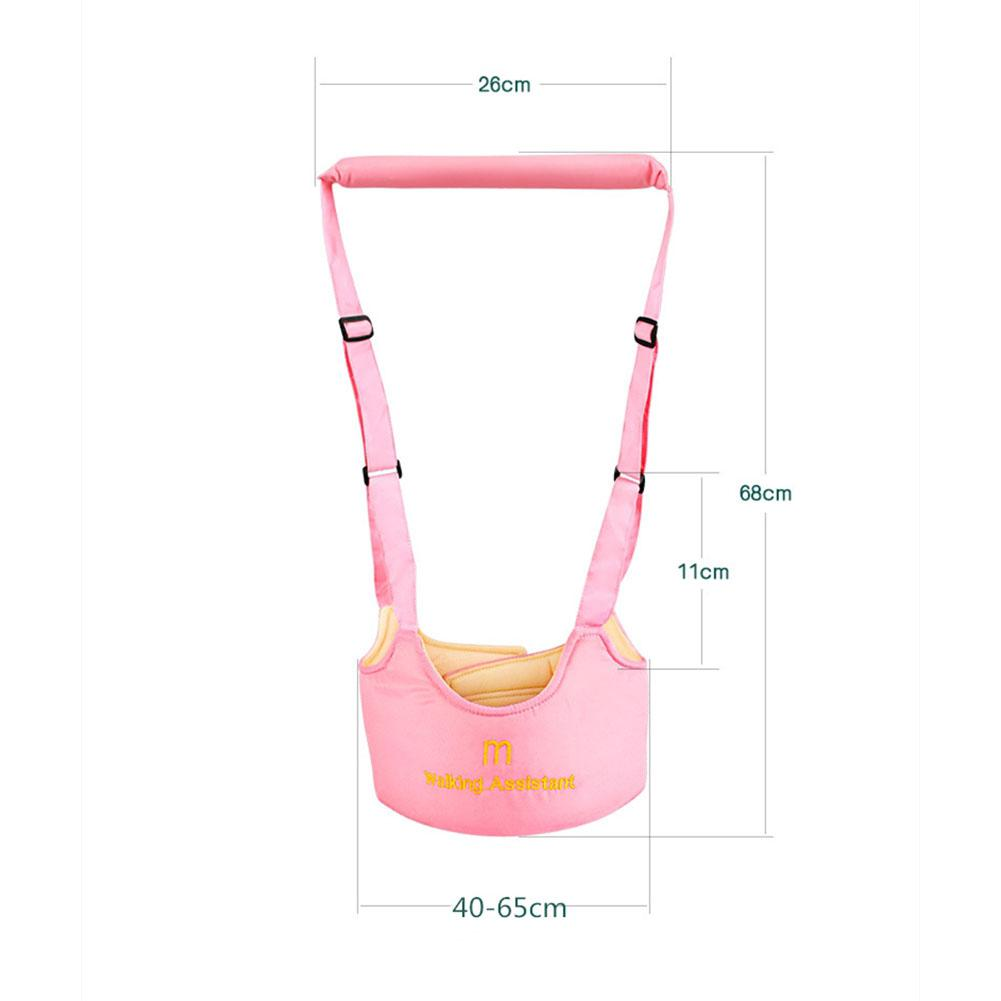 RCtown Breathable Baby Toddler Walking Protective Harness Belt Walker Helper Kid's Safe Assistant Strap