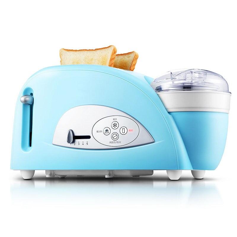 Grille-pain maison multifonction Machine à yaourt automatique petit-déjeuner grille-pain