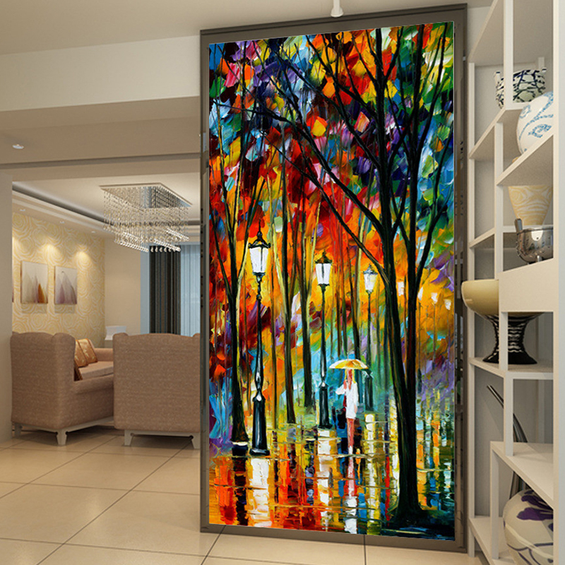 цена на Custom Photo Wallpaper for Walls Tree Abstract Art Home Improvement Wall Mural for Porch Corridor Living Room Textile Wallpapers